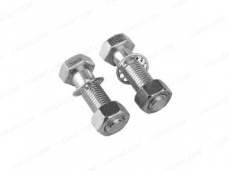 Tow Ball Mounting Nuts And Bolts M16 X 55