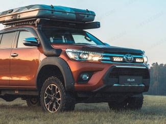 Toyota Hilux Grille Integration kit from Lazer Light