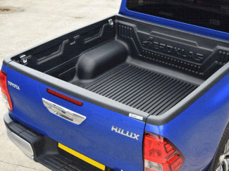 Aeroklas Over Rail Liner for Toyota Hilux Double Cab 2016 on