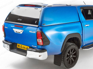 Toyota Hilux double cab Carryboy Commercial Hard Top