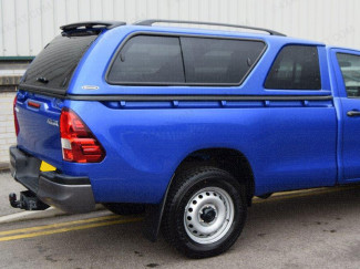 Toyota Hilux Single Cab Carryboy Leisure Hard Top