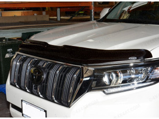 Toyota Landcruiser 150 Series bonnet guard