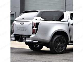 Alpha Type-E Air Leisure Canopy for Isuzu D-Max 2021 Double Cab in various Colours