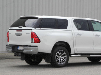 Toyota Hilux 2016 on Double Cab Alpha Type-E Canopy in Various Colours