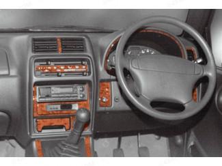 Suzuki Vitara Mk2 V6 Wood Trim Kit For Interior Dash Board Kit 21 Piece