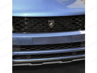 Volkswagen Amarok Front Grill Trim Stainless Steel