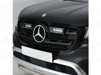 Mercedes X-Class LED Spot LIghts