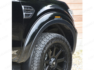 Wheel Arches Ford Ranger Double Cab 2019 On