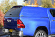 Toyota Hilux 2016 On Double Cab Carryboy Commercial Hard Trucktop With Blank Sides-1