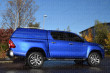 Toyota Hilux 2016 On Double Cab Carryboy Commercial Hard Trucktop With Blank Sides-3