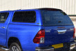 Tinted glass tailgate of Carryboy Leisure