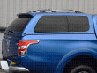 Alpha GSR truck top canopy fitted to a Mitsubishi L200