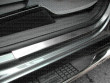 Volkswagen Amarok Stainless Steel Sill Guards Without Logo 4 Piece