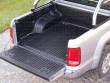 VW Amarok 2011 On Double Cab Proform Load Bedliner - Under Rail