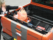 Pick Up Truck Bed Tidy - Trux branded Pickup accessory Toyota Hilux 2005 To 2011