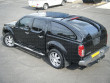 Nissan Navara D40 Double Cab Carryboy G500 Supersport Hard Trucktop-1