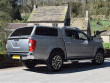 Nissan Navara NP300 Truck top with side windows