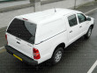 Toyota Hilux Mk6 Double Cab Aeroklas Commercial Hard Top Blank Sides Painted-5