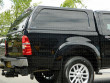 Toyota Hilux Mk6 Double Cab Aeroklas Commercial Hard Top Blank Sides Painted-10