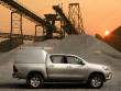Toyota Hilux working canopy