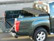 Hilux Without Ladder Rack Heavy Duty Alloy Tri-Folding Pick-up Tonneau