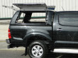 Carryboy truck top with side access doors