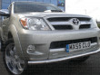 Toyota Hilux 2005 On Stainless Steel City Guard Spoiler Bar