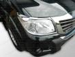 Chrome Head Lamp Covers Toyota Hilux Mk7