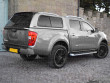 Navara NP300 double cab fitted with sliding side windows