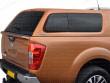 Nissan Navara NP300 Double Cab Aeroklas Hard Top With  Side Windows-7