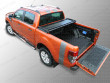Ford Ranger Double can with tri folding load bed cover