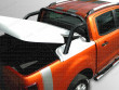 Black Powder Coated Sports Bar OE Style For Ford Ranger