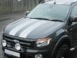 2012 On Ford Ranger Mk5 Cobra Style Twin Stripes-5