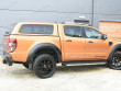 Ranger double cab fitted with colour matched Aeroklas Leisure