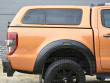 Windowed Leisure Canopy Fitted to Ford Ranger Double Cab