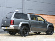 Vw Amarok Pickup Double Cab Aeroklas Hard Top  With Window Sides-3