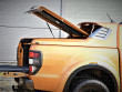 Alpha SC-Z Sports tonneau cover fitted to double cab Ford Ranger