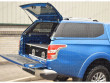 Mitsubishi L200 fitted with an Alpha Type-E hard top