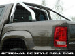 VW amarok fitted wiith Roll and Lock and Roll Bar