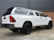 Toyota Hilux 2016 On Extra Cab  Carryboy 560 Hard Trucktop Windowed