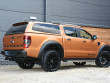 Carryboy Series 6 hard top fitted to Ford Ranger
