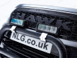FORD RANGER HAWK FRONT GRILLE AND LAZER LIGHTS OPTION TWIN TRIPLE R 750 LEDS