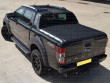 Ford Ranger Wildtrak fitted with a soft roll up tonneau cover