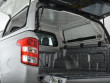 Internal view of Protop Canopy fitted to the L200