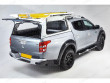 L200 fitted with Pro//Top commercial gullwing truck top canopy
