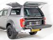 Mitsubishi L200 Series 5 Tradesman Trucktop With Gull Wing Side Access And Rear Doors Open With Tailgate Down