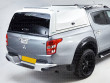 Mitsubishi L200 fitted with Pro//Top commercial gullwing canopy
