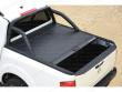 Nissan Navara NP300 King Cab Mountain Top Roll Top - Roller Shutter – Black