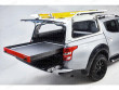 Mitsubishi L200 fitted with gullwing canopy and sliding drawer system