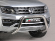 VW Amarok Stainless Steel Nudge Bar